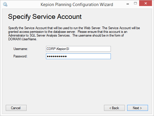 configure-kepion-specify-service-account.png